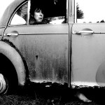 Very Old Car by Eleanor Leonne Bennett