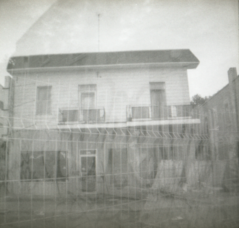Ghost House Copyright © 2012 by Sarah Edwards | She is also a RAPoetics Issue 2 Contributor