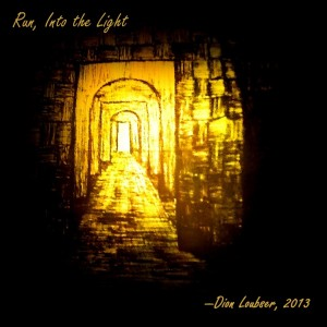 Run into the Light by Dion Loubser